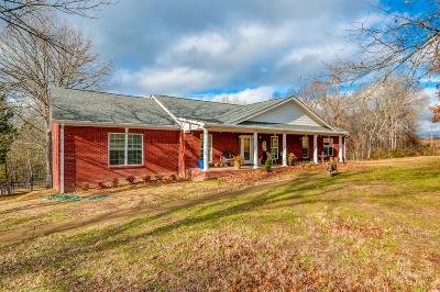 Columbia Single Family Home Under Contract - Showing: 2152 Rieves Bend Rd