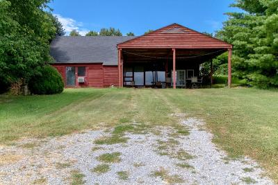 Robertson County Single Family Home Under Contract - Showing: 4314 Kinneys Rd