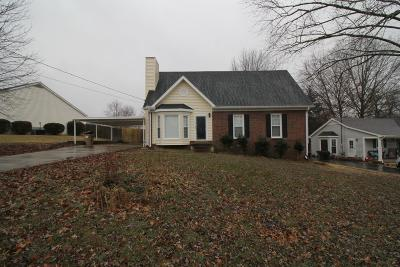 Mount Juliet Single Family Home For Sale: 1505 Stone Hill Rd