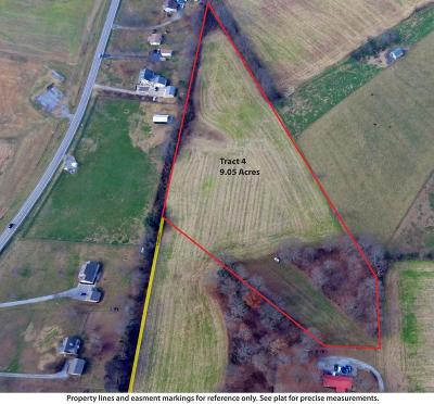 White House Residential Lots & Land For Sale: 4 Lot 4 Cross Plains Rd