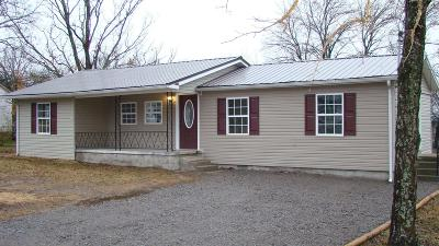 Shelbyville Single Family Home Under Contract - Showing: 1823 Springdale Ave