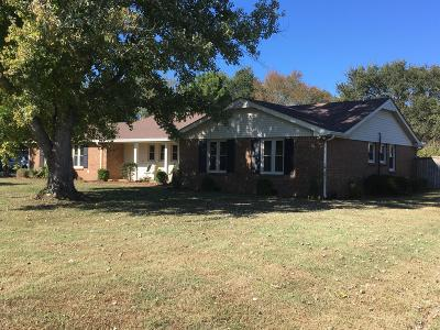 Franklin Single Family Home For Sale: 100 Moss Ln