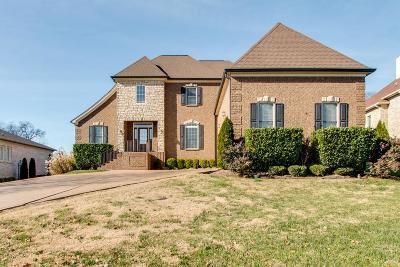 Gallatin Single Family Home For Sale: 2182 Gorden Xing