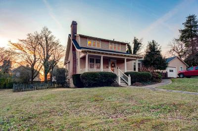 Old Hickory Single Family Home Under Contract - Showing: 1300 Riverside Dr