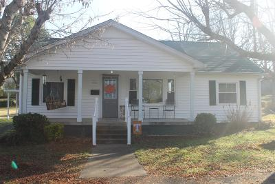 Single Family Home Sold: 135 Nall Ave