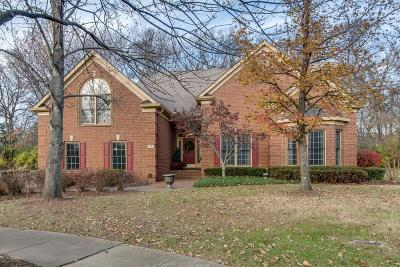Franklin Single Family Home For Sale: 170 Cliffe Run