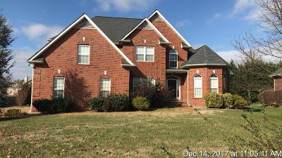 Thompsons Station Single Family Home For Sale: 1901 Loughborough Ct