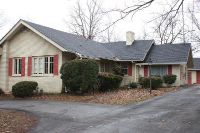 Lewisburg Single Family Home For Sale: 434 4th Ave South