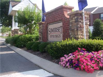 Spring Hill  Condo/Townhouse For Sale: 2004 Lavender Ct