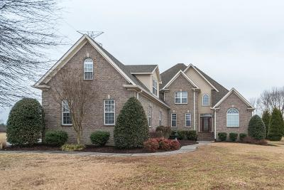 Gallatin Single Family Home For Sale: 996 Grassland Chase Dr
