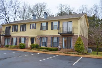 Brentwood Condo/Townhouse Under Contract - Showing: 5862 Brentwood Trace