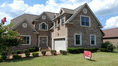 Hermitage Single Family Home For Sale: 117 Aarons Cress Blvd