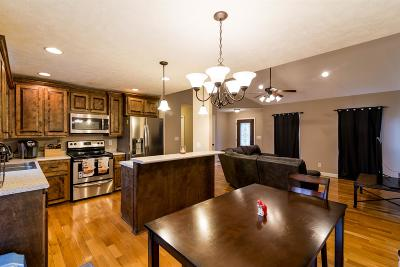 Erin Single Family Home For Sale: 1323 Highway 49