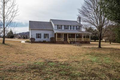 Thompsons Station  Single Family Home Under Contract - Showing: 2637 Thompson Station Rd E