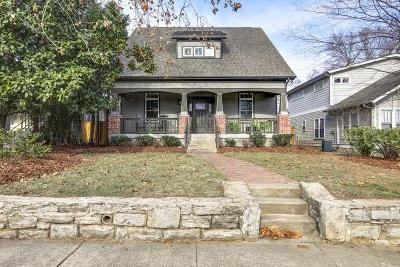 Single Family Home Under Contract - Showing: 1102 Montrose Ave