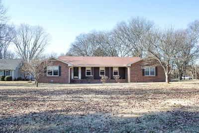 Single Family Home Under Contract - Showing: 1417 Van Cleve Ln
