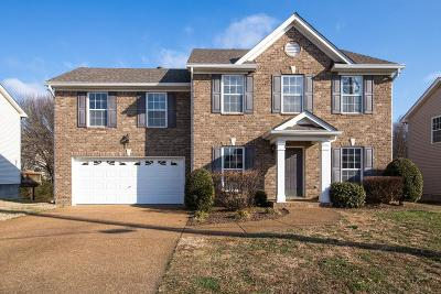 Mount Juliet Single Family Home Under Contract - Showing: 2010 Cairns Dr E