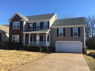 Thompsons Station  Rental For Rent: 1143 Summerville Circle