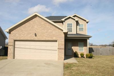 Christian County Single Family Home For Sale: 212 Azalea Drive
