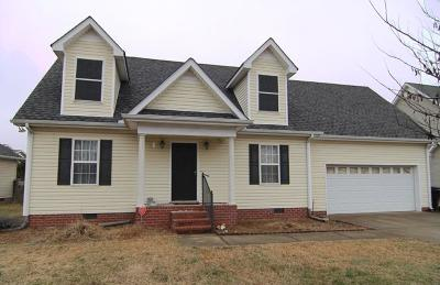 Single Family Home Sold: 2810 Waywood Dr