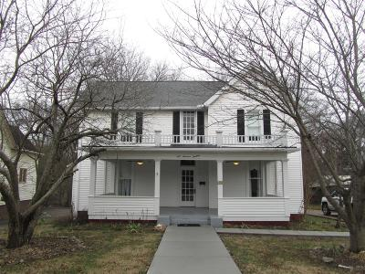 Springfield Single Family Home Under Contract - Showing: 113 N N Main