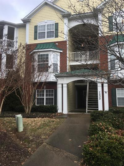 Nashville Condo/Townhouse Under Contract - Showing: 7232 Althorp Way # 5