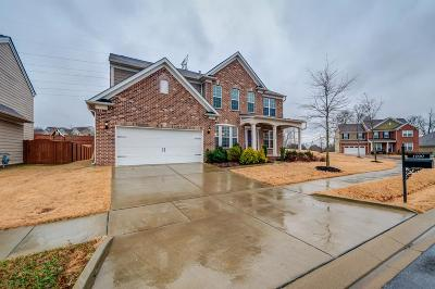 Franklin Single Family Home For Sale: 1000 Wooden Gate Dr