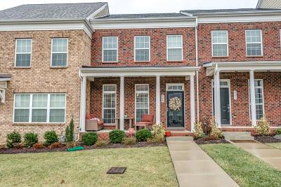 Nolensville Condo/Townhouse Under Contract - Showing: 729 Westcott Ln #128