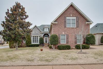 Hermitage Single Family Home For Sale: 5879 Seven Points Trce