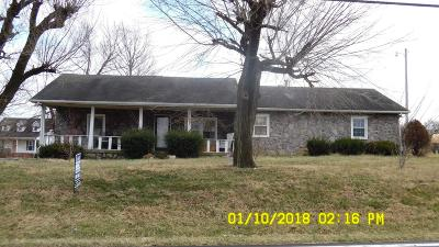 Portland Single Family Home For Sale: 2275 76 Hwy
