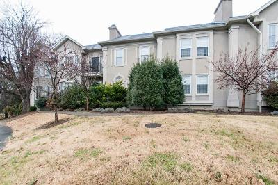 Nashville Condo/Townhouse Under Contract - Showing: 4202 Harding Pike # 105 #105