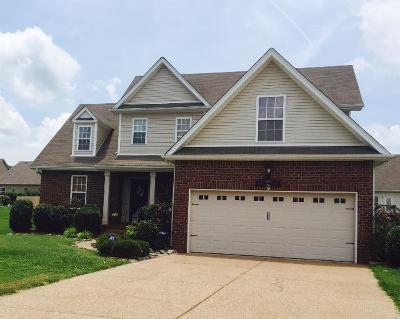 Spring Hill Single Family Home For Sale: 6014 Warner Ct