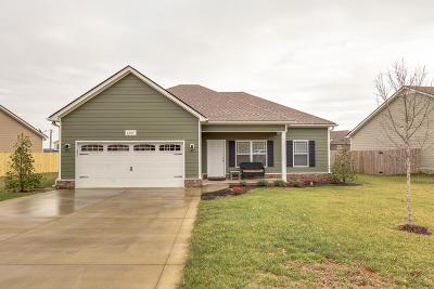 Columbia Single Family Home For Sale: 2204 Mason Bee Dr
