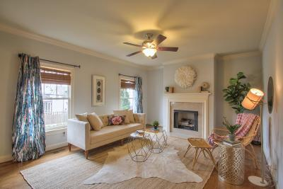 Nashville Single Family Home Under Contract - Showing: 2302 20th Ave S