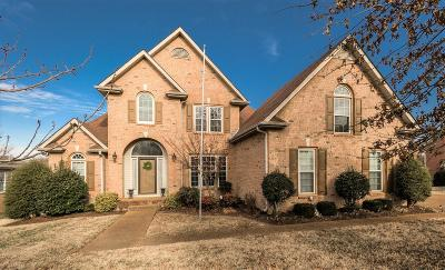 Hendersonville Single Family Home For Sale: 114 Wyncrest Way