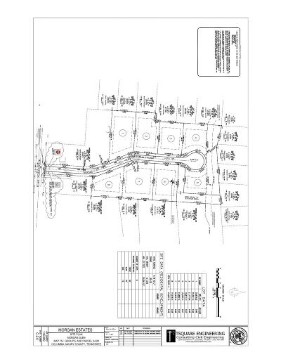 Columbia Residential Lots & Land For Sale: W. Hardin Dr.