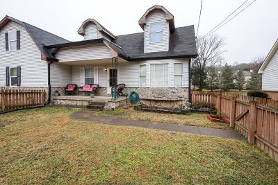 Nashville Single Family Home For Sale: 3241 Lakeford Dr