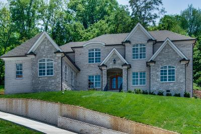 Franklin Single Family Home For Sale: 1023 Stockett Dr