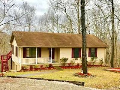Cheatham County Single Family Home Under Contract - Showing: 1021 Crestview Ct