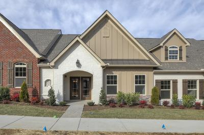 Gallatin Single Family Home For Sale: 307 Westminster Drive, Lot #74