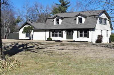 Hendersonville Single Family Home For Sale: 117 Tyne Bay Dr