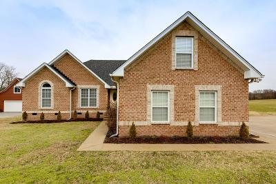 Gallatin Single Family Home For Sale: 156 Lindsey Hollow Rd