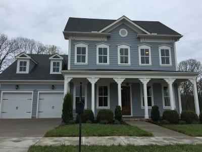 Franklin Single Family Home For Sale: 5030 Maysbrook Lane - Lot 5
