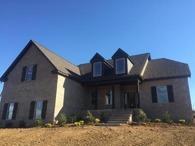 Lebanon Single Family Home For Sale: 1809 Walnut Hill Road