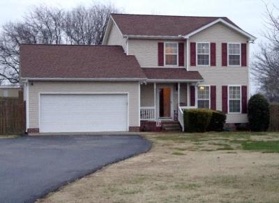 Columbia Single Family Home For Sale: 2979 Campbellsville Pike