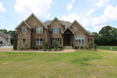 Thompsons Station Single Family Home For Sale: 2111 Berry Patch Rd
