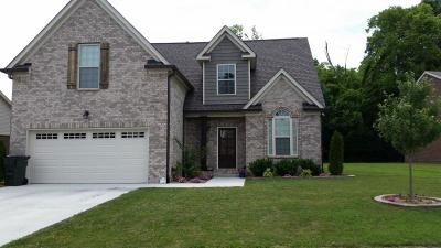Gallatin Single Family Home For Sale: 597 Smoky Mountains Dr
