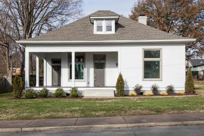 Nashville Single Family Home For Sale: 11 Waters Ave
