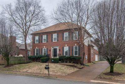 Brentwood Single Family Home Under Contract - Showing: 5333 Fredericksburg Way W