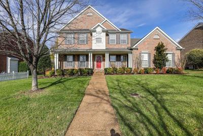 Franklin Single Family Home For Sale: 1736 Liberty Pike